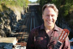 [LISTEN] Arts on Fire – Fredonia Guitar Professor James Piorkowski