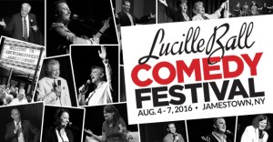 Lucille Ball Comedy Festival Continues Friday, Saturday in Jamestown NY