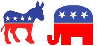 donkey-and-elephant election