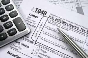 Tuesday is Deadline for Filing Federal, State Income Taxes