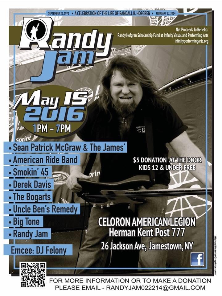 Randy Jam 2016