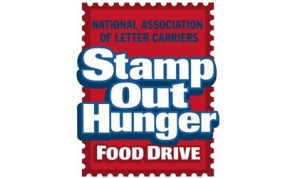 Stamp out Hunger National Food Drive is May 14; Letter Carriers to Collect Non Perishable Food Items