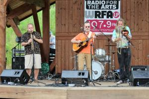 [LISTEN] Arts on Fire – 2016 WRFA Great American Picnic: Bill Ward