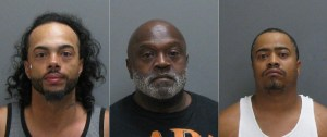 Three Face Charges Following North Main Street Drug Bust
