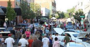 Downtown Classic Car Show Could be Canceled for 2017