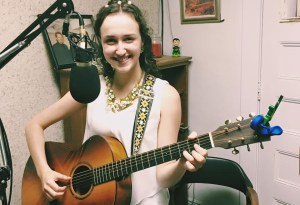 [LISTEN] Arts on Fire – Olivia Frances Interview and Performance