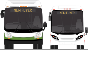 Lt. Governor to Attend New Flyer Ribbon Cutting Thursday Morning