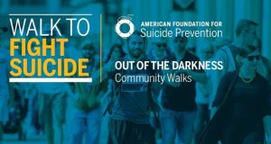 Out of the Darkness Community Walk is Saturday in Jamestown