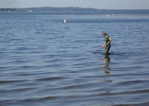Chautauqua Lake to be Used in International Microplastics Study