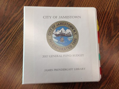 Jamestown 2017 Budget Book
