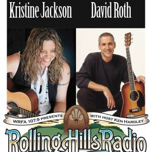 [LISTEN] Rolling Hills Radio Ep. 58 – David Roth and Kristine Jackson