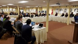 50 Residents Attend Public Input Session Involving $10 Million State Economic Development Grant