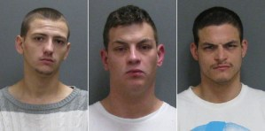 Jamestown Police Announce Large Crystal Meth Seizure, Three Arrested