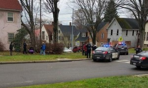 Jamestown Police Investigate Sunday Afternoon Drive-By Shooting on Prendergast