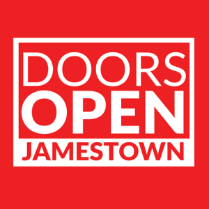 Doors Open Jamestown is Saturday, Jan. 21