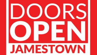 Doors Open Jamestown is Saturday