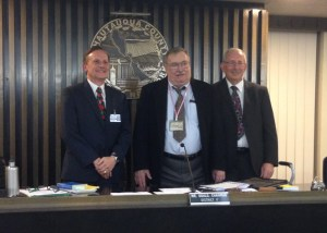 County Legislature's Organizational Meeting is Tuesday, New Chair to be Appointed