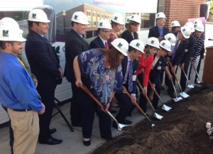 UPMC Chautauqua WCA Holds Groundbreaking Ceremony for $26 Million Expansion