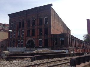 [LISTEN] Investigation Continues into Cause of Downtown Fire at Historic Arcade Building