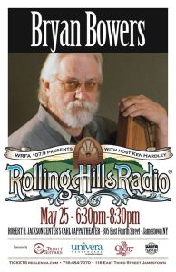 [LISTEN] Rolling Hills Radio Episode 64 – Bryan Bowers