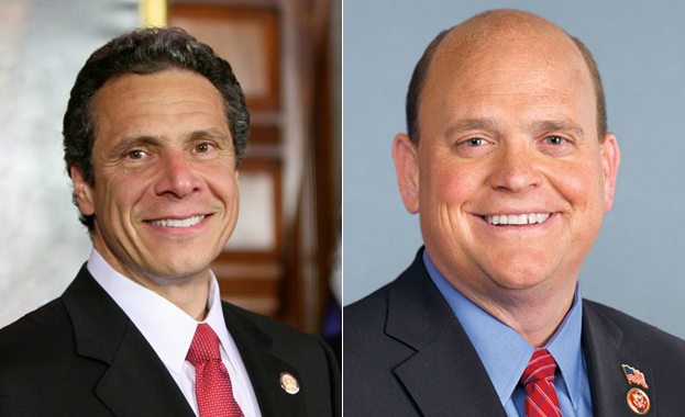 Rep. Reed takes aim at Gov. Andrew Cuomo