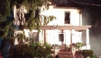 Jamestown Fire Crews Respond to Fire on City's South Side