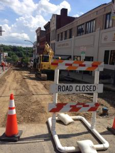 Teresi Shares Details on Upcoming Main Street, Fourth Street Construction Projects