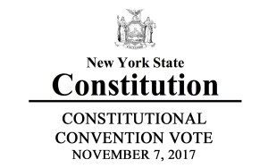 Constitutional Convention Proposition Overwhelming Defeated