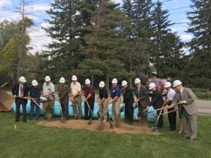 North County Water District Breaks Ground