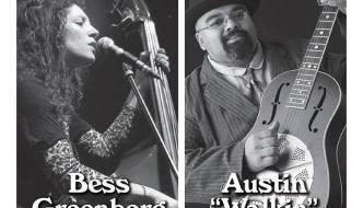 [LISTEN] Rolling Hills Radio Ep. 67 – Bess Greenberg and Austin 'Walkin' Cane