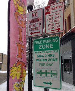 Resolution to Eliminate Free 2-Hour Parking Downtown will Likely be Tabled