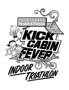 Kick Cabin Fever Indoor Triathlon is Saturday, Feb. 3