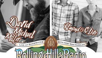 [LISTEN] Rolling Hills Radio – Ep 69 – Almond and Olive and David Michael Miller