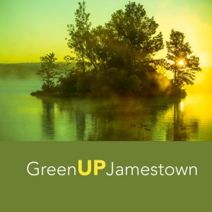 [LISTEN] Community Matters – James Colby and Becky Nystrom Discuss Green Up Jamestown 2018