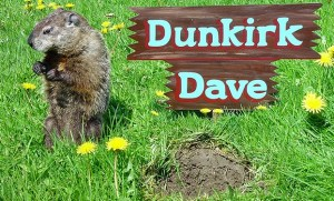 Lt. Governor in Dunkirk for Annual Dunirk Dave Groundhog Day Event
