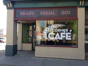 Corner Cafe to Hold Grand Opening Thursday Afternoon