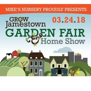 JRC GROW Jamestown Garden Fair and Home Show to Feature 50 Vendors, 12 Workshops