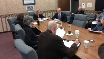 City Strategic Planning and Partnership Commission gets Update on Downtown Wayfinding Plan