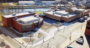 25-Year Development Odyssey: The National Comedy Center Finds a Home in Jamestown's Historic Train Station