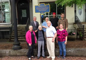 City's 75th Historic Marker Honors Fourth Street's Thurston Block