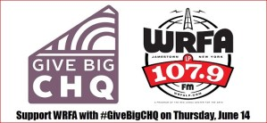 #GiveBigCHQ Yields $88,000 in Donations