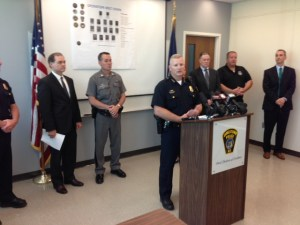 More than a Dozen Charged in 'Operation Meltdown' Federal Methamphetamine Bust