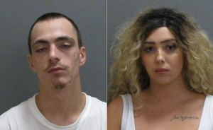 Jamestown Pair Arrested on Illegal Gun, Drug Charges Following Traffic Stop
