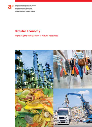 System thinking at the core of Circular Economy – new publication