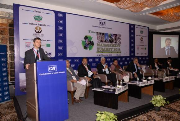 Sustainable Recycling Industries Program Launched in India