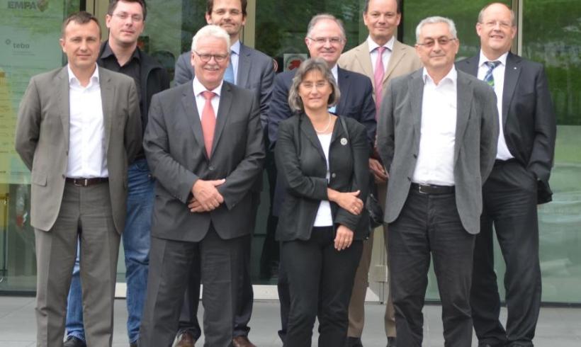 """Annual meeting 2014: WRFA Board thankful for the """"incredible good work"""""""