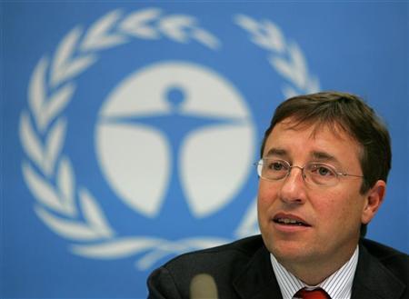 Achim Steiner confirms to speak at WRF 2011