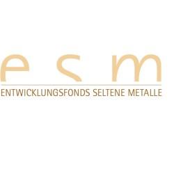 """esm – Stiftung """"Entwicklungsfonds Seltene Metalle"""