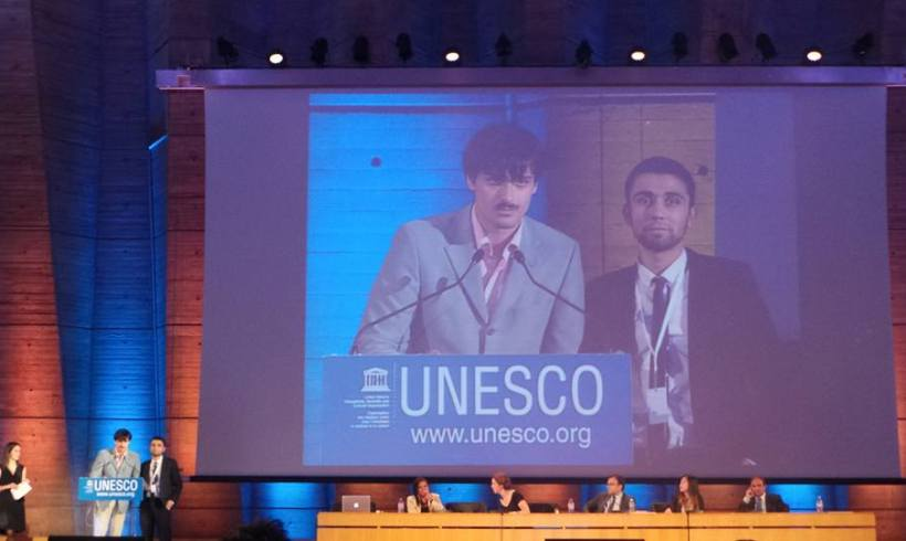 Youth Calls for International Ethical Code for Natural Resources