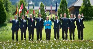 G7 Summit, Germany, June 2015